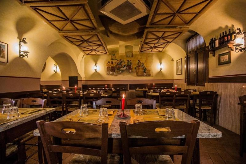 Per Leggo - Al Grottino - Fiaschetteria Pizzeria