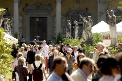 Firenze: Artigianato e Palazzo 2005.foto guido mannucci©