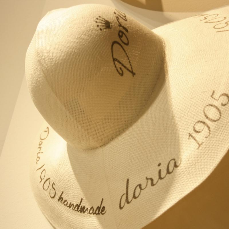 Doria 1905, cappello pieghevole