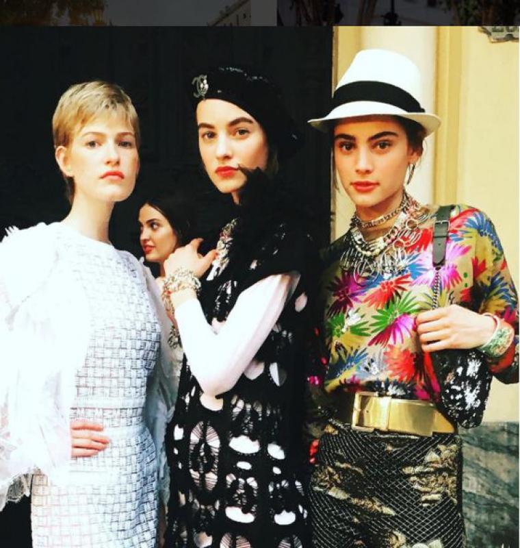 Chanel_ Models