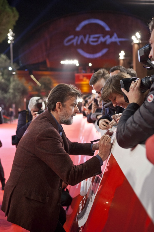 Festa del Cinema di Roma 2017 - Red Carpet Nanni Moretti