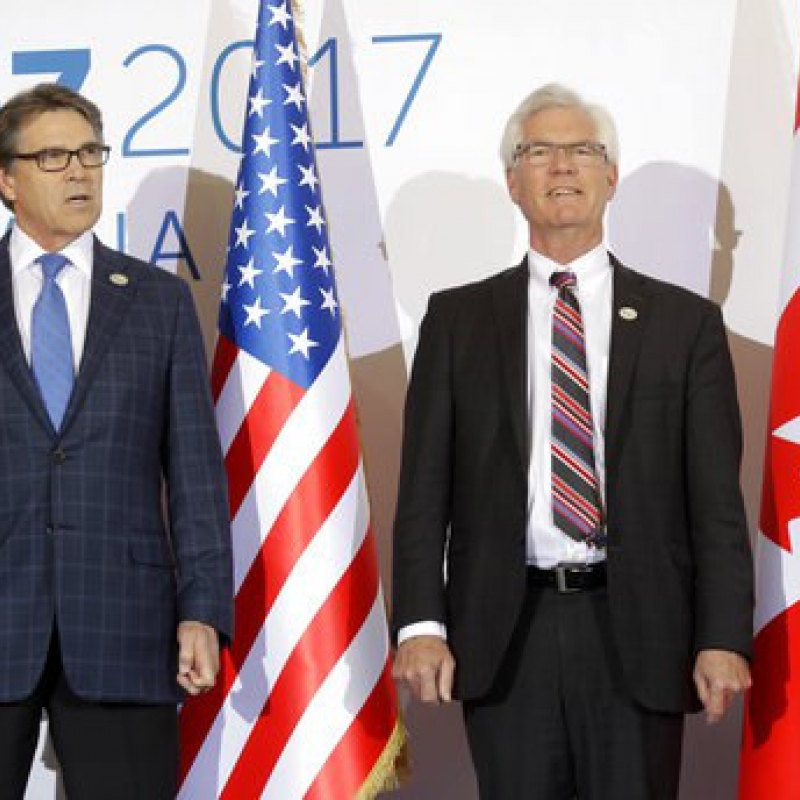 Italy G7 Energy Meeting