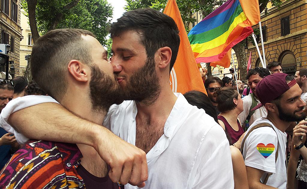 gay dellantica roma inculato