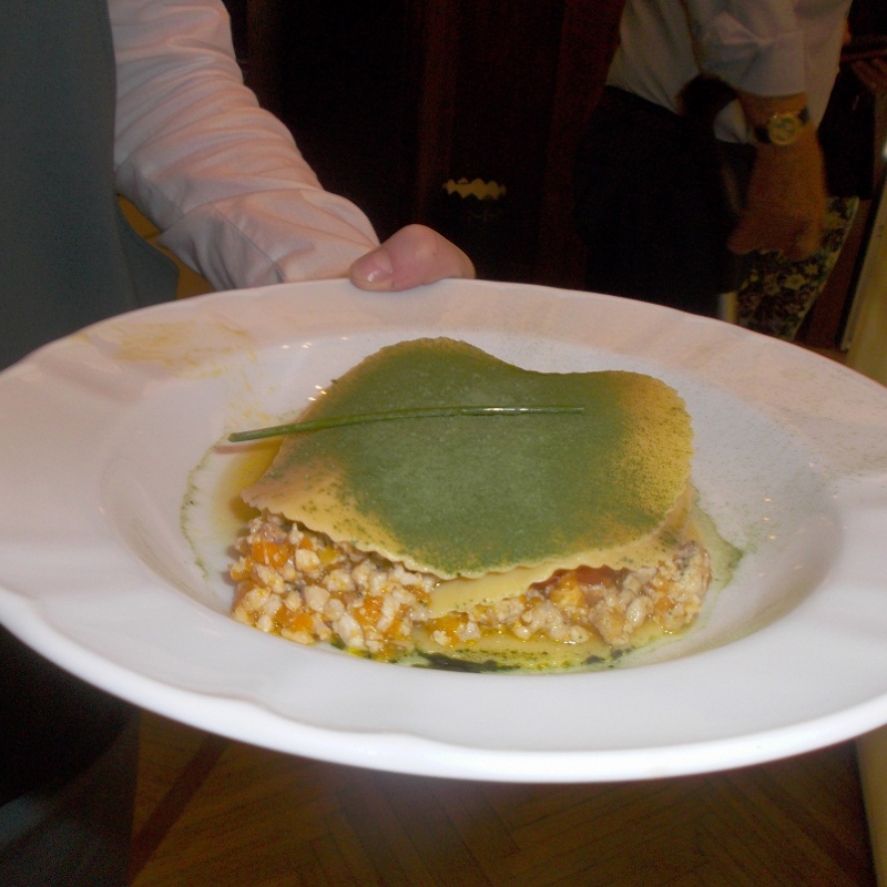 Lasagnetta aperta 36 tuorli