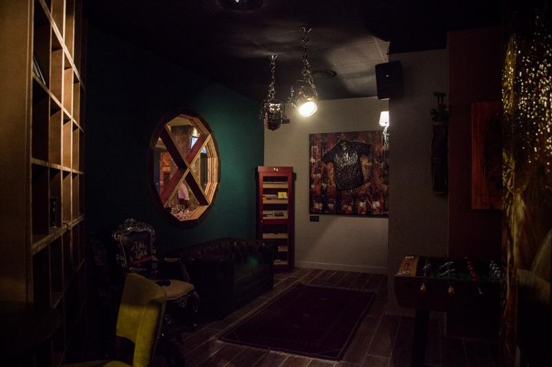 Hosteria della Musica - Sala dei Sigari