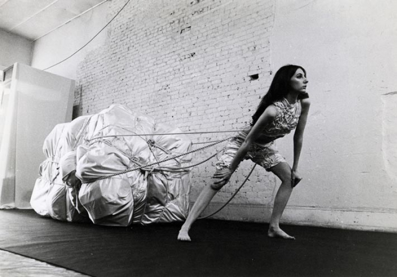 Christo and Jeanne Claude, 1967