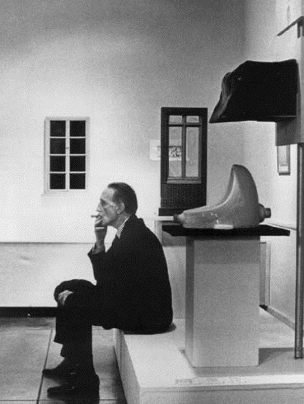 Marcel Duchamp, Ready Made