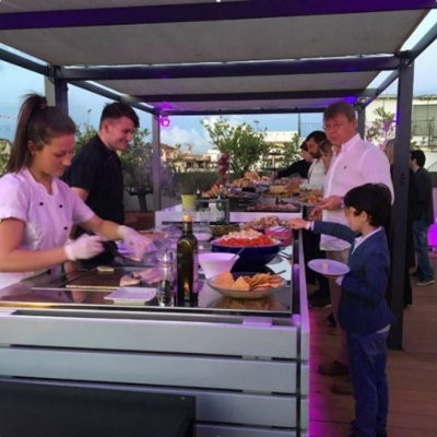 Mercure Roma Centro Colosseo-Show Cooking