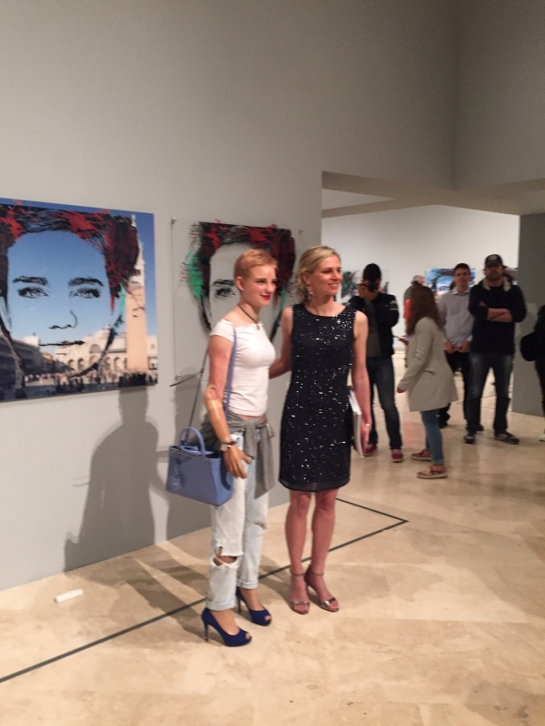 Minya Mikic al Palazzo delle Esposizione