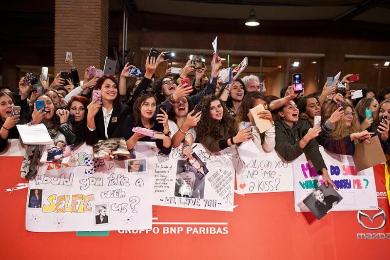 Festa del Cinema di Roma 2016 - Red Carpet Florence Foster jenkins