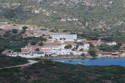 Asinara, Sardegna: Cala D'Oliva