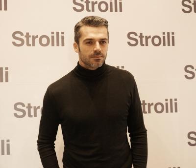 Stroili - Luca Argentero