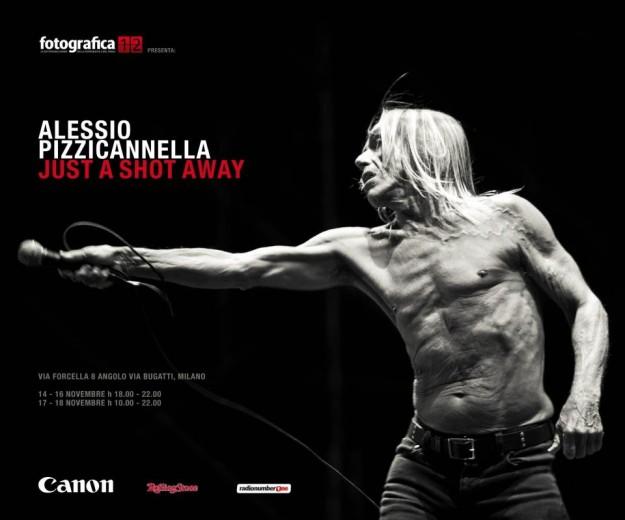 Alessio Pizzicannella, Just a Shot Away