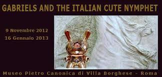 La prima personale di un artista neo-pop italiano in una sede istituzionale romana.