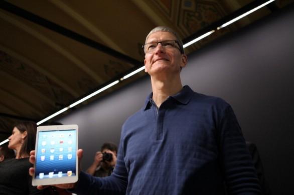 iPadMINI. Cook smentisce Jobs