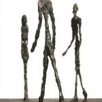 Giacometti, scultore di fantasmi