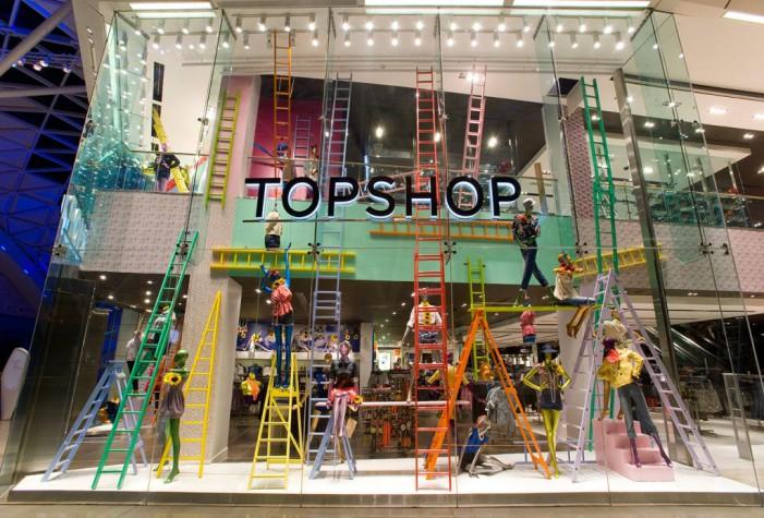 A spasso con Pinocchio: Top Shop
