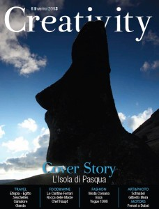 MyWhere Creativity riviste online