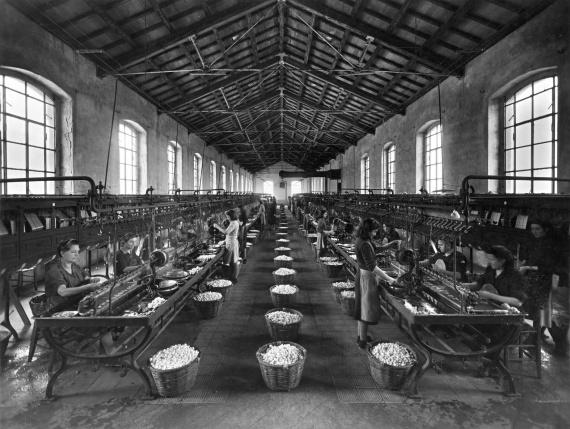 Bocchese 1908. Un viaggio nella storia della seta italiana