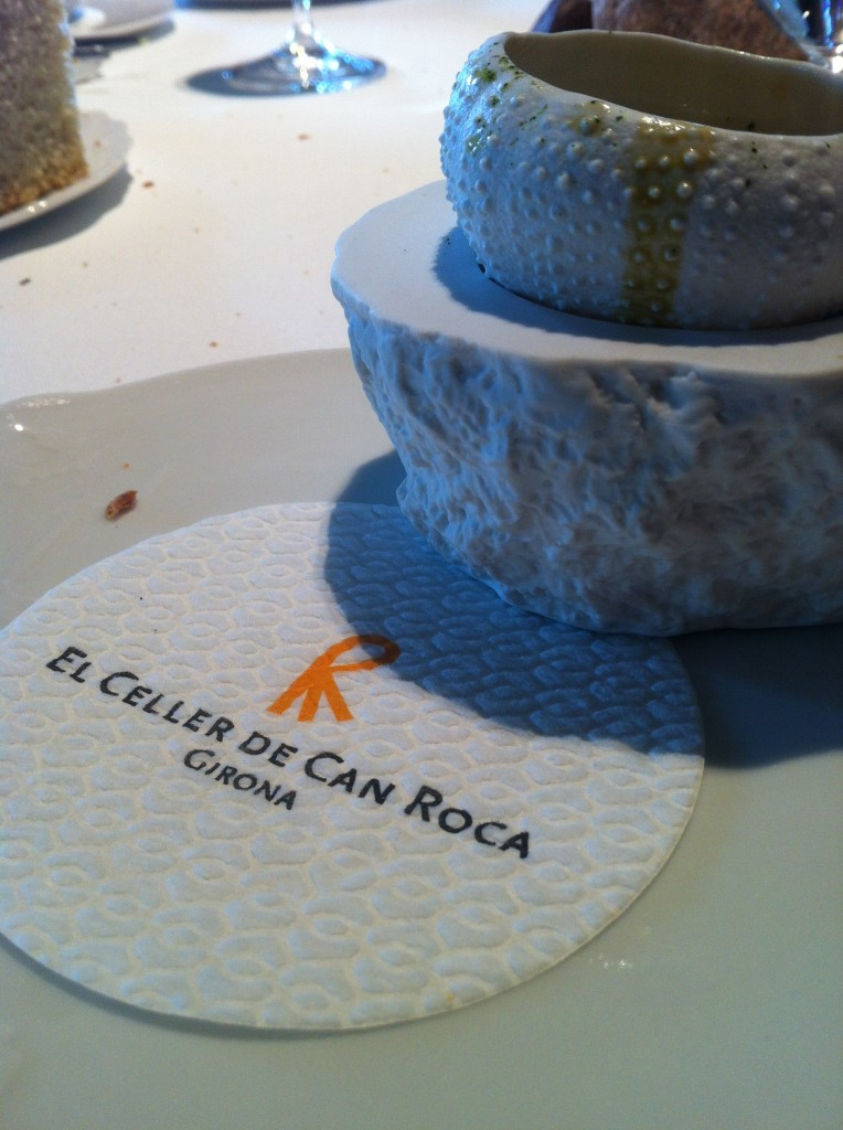 I fratelli Roca, nulla dato al caso Celler de Can Roca