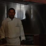 L'incontro con Chef Charles Duval