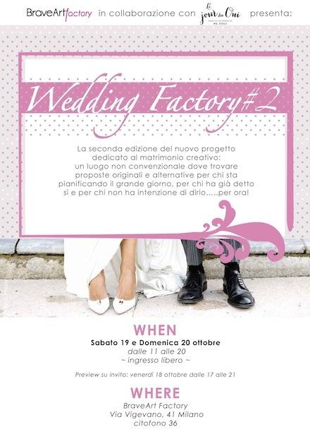 invito wedding #2