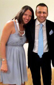 Isabella e Sandro Simoncini GiosBrun