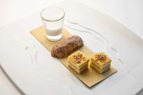 Patate a merenda - Chef Igor Macchia, in collaborazione con la Chef pasticcere Chiara Patracchini