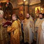San Basilio. La chiesa russo ortodossa di Bologna in festa