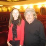 L'intervista a Paolo Rossi al Teatro Duse