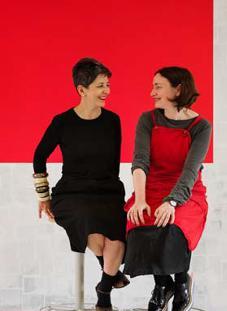 Maria Luisa Frisa e Judith Clark curatrici della mostra di Palazzo Fortuny
