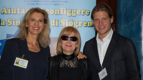 Sindrome di Sjögren: intervista a Lucia Marotta