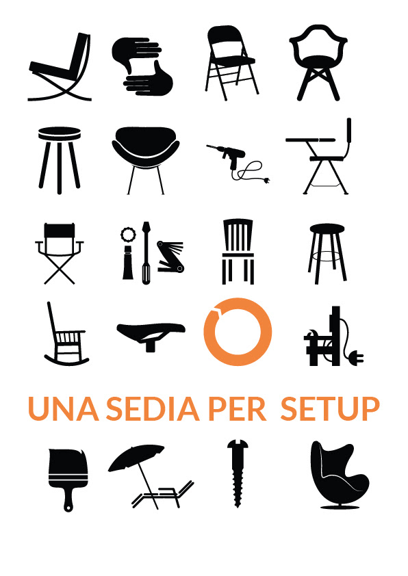 La sedia partecipativa di SetUp