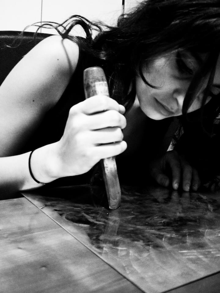 L'artista Gaia Scaramella sarà intervistata dalle almostCurators