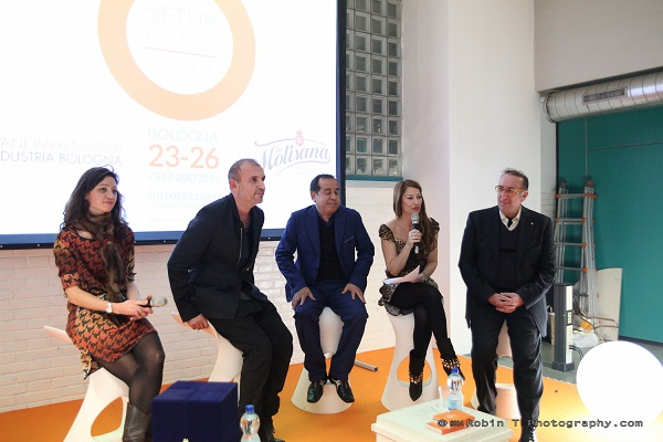Comitato La Molisana - Alice Zannoni, Fabrizio Savigni, Antonio Arévalo, Simona Gavioli, Valerio Deho