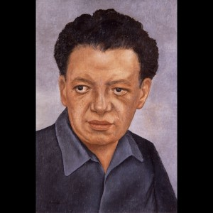 Frida Kahlo, Ritratto di Diego Rivera, 1937 Olio su tela. The Jacques and Natasha Gelman Collection of 20th Century Mexican Art and The Vergel Foundation