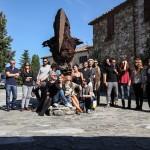 Inaugura il premio d'arte Zingarelli – Rocca delle Macìe