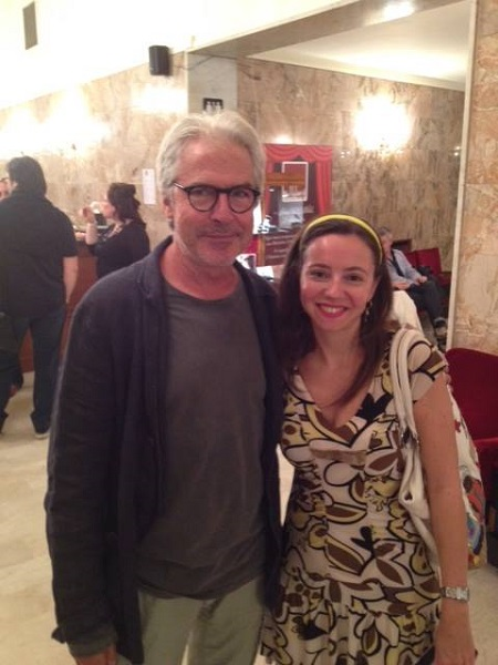Incontriamo Solenghi durante la presentazione della nuova stagione del Teatro Duse