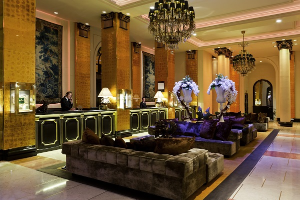 lobby del barriere