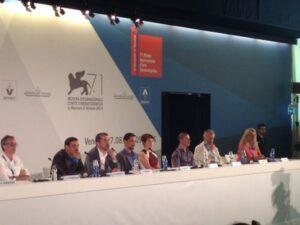 """Conferenza stampa del film """"Anime Nere"""" di Francesco Munzi"""