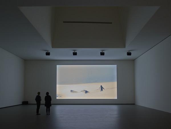Pierre Huyghe - A journey that wasn't ©ADAGP ©Fondation Louis Vuitton Marc Domage