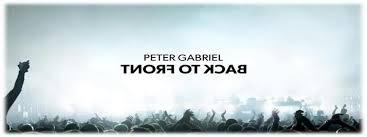 Peter Gabriel da non perdere all'Unipol Arena di Bologna con il suo tour Back to front