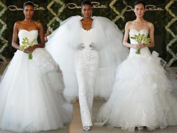 Collezione Moda Sposa 2013 - Oscar de la Renta