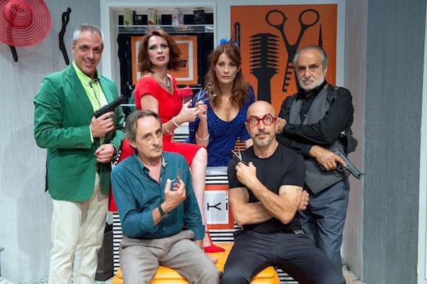 Forbici & Follia Pisu_Terrinoni_Miconi_Salerno_Formicola_ Ciufoli PH Tommaso Le Pera