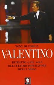 Libro Valentino Tony Corcia