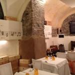 A Roma un ristorante genovese in piena Regola