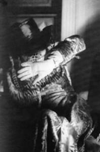 """Foto """"rubata"""", di Cecil Beaton"""
