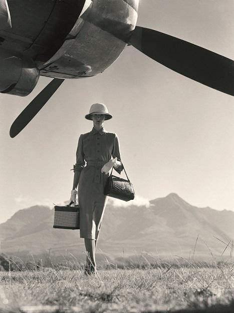 Art of Travel, Vogue 1951