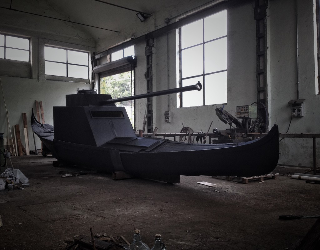 BLACK SWALLOW-V14 DI CRISTIANO CAROTTI