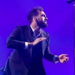 Marco Mengoni e il suo Live tour 2015 all'Unipol Arena di Bologna